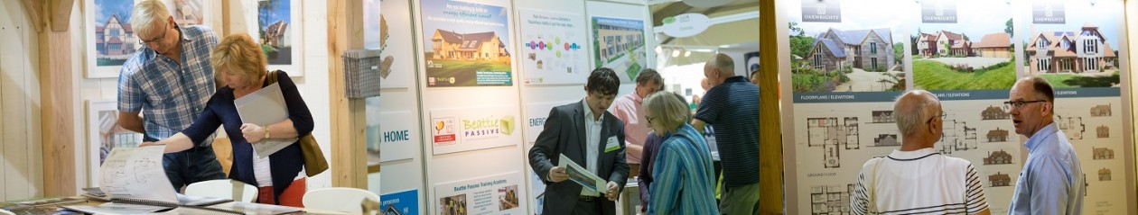 Who's exhibiting at Build It Live?